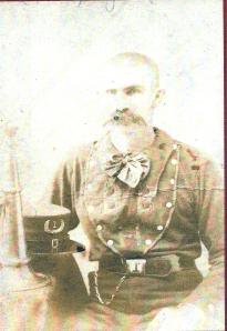 My 3X Great Grandfather John J Crable Civil War