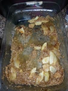 Pan of food